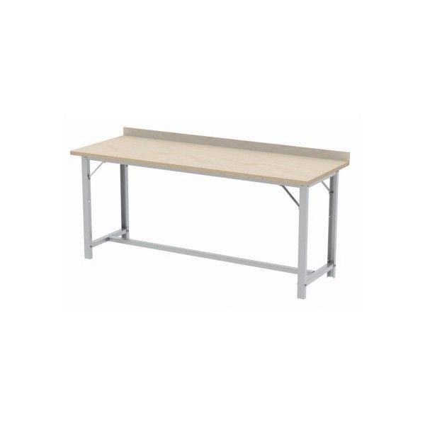 Stół skręcany ocynkowany BS20A/OC