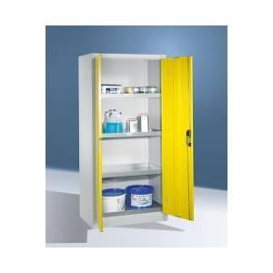Szafa chemiczna z ocynkowanymi wanienkami CP 8921-315