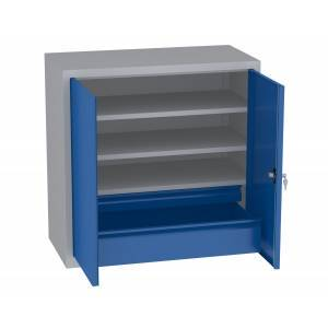 Szafa Narzędziowa KN100-5-UV z dwiema półkami